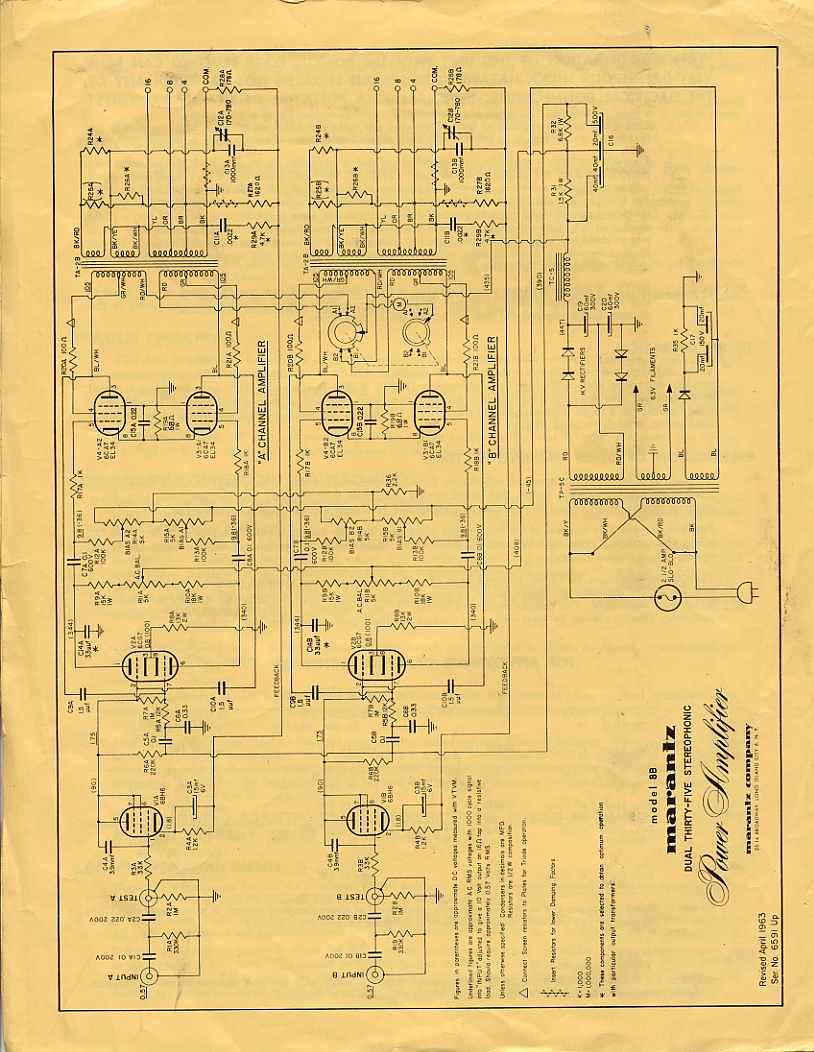 marantz 8b schematic  u2013 readingrat net